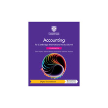 Cambridge International AS & A Level Accounting Digital Coursebook (2 Years) - ISBN 9781108828703