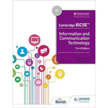 Hodder Cambridge IGCSE ICT Learner's Book (3rd Edition) - ISBN 9781398318540