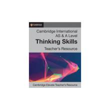 Cambridge International AS & A Level Thinking Skills Cambridge Elevate Digital Teacher's Resource - ISBN 9781108457705