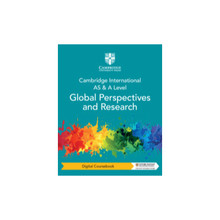 Cambridge International AS & A Level Global Perspectives and Research Digital Coursebook (2 years) - ISBN 9781108821704