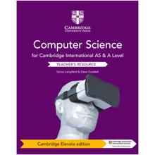 Cambridge International AS & A Level Computer Science Elevate Digital Teacher's Resource - ISBN 9781108716031