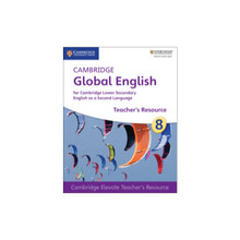 Cambridge Global English as a Second Language Stage 8 Cambridge Elevate Digital Teacher's Resource - ISBN 9781108702799