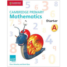 Cambridge Primary Mathematics Starter Activity Book A - ISBN 9781316509104