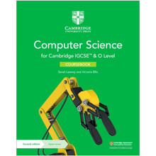Cambridge IGCSE™ and O Level Computer Science Coursebook with Digital Access (2 Years) - ISBN 9781108915144