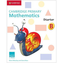 Cambridge Primary Mathematics Starter Activity Book B - ISBN 9781316509111