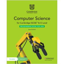 Cambridge IGCSE™ and O Level Computer Science Programming Book for Java with Digital Access (2 Years) - ISBN 9781108910071