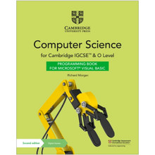 Cambridge IGCSE™ and O Level Computer Science Programming Book for Microsoft® Visual Basic with Digital Access (2 Years) - ISBN 9781108935678