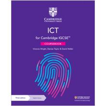 Cambridge IGCSE™ ICT Coursebook with Digital Access (2 Years) - ISBN 9781108901093