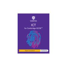 Cambridge IGCSE™ ICT Digital Coursebook (2 Years) - ISBN 9781108828215