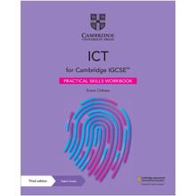 Cambridge IGCSE™ ICT Practical Skills Workbook with Digital Access (2 Years) - ISBN 9781108901123