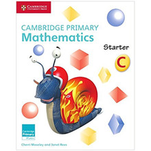 Cambridge Primary Mathematics Starter Activity Book C - ISBN 9781316509128