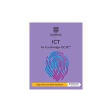 Cambridge IGCSE™ ICT Digital Practical Skills Workbook (2 Years) - ISBN 9781108828253