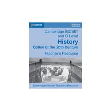 Cambridge IGCSE® and O Level History Option B: The 20th Century Cambridge Elevate Teacher's Resource - ISBN 9781108455084