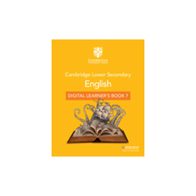 Cambridge Lower Secondary English Digital Learner's Book Stage 7 (1 Year) - ISBN 9781108746595