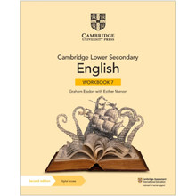 Cambridge Lower Secondary English Workbook 7 with Digital Access (1 Year) - ISBN 9781108746625