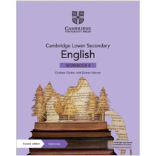 Cambridge Lower Secondary English Workbook 8 with Digital Access (1 Year) - ISBN 9781108746656