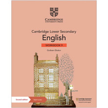 Cambridge Lower Secondary English Workbook 9 with Digital Access (1 Year) - ISBN 9781108746694