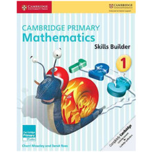 Cambridge Primary Mathematics Skills Builders 1 - ISBN 9781316509135