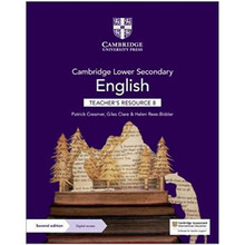 Cambridge Lower Secondary English Teacher's Resource 8 with Digital Access - ISBN 9781108782142