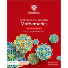Cambridge Lower Secondary Mathematics Learner's Book 9 with Digital Access (1 Year) - ISBN 9781108783774