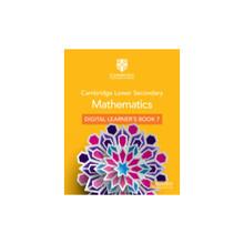 Cambridge Lower Secondary Mathematics Digital Learner's Book 7 (1 Year) - ISBN 9781108746373