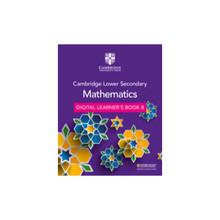 Cambridge Lower Secondary Mathematics Digital Learner's Book 8 (1 Year) - ISBN 9781108746427