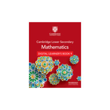 Cambridge Lower Secondary Mathematics Digital Learner's Book 9 (1 Year) - ISBN 9781108746519