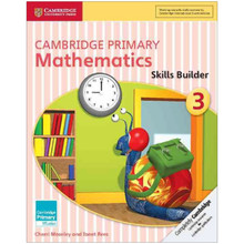 Cambridge Primary Mathematics Skills Builders 3 - ISBN 9781316509159