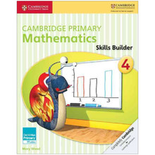 Cambridge Primary Mathematics Skills Builders 4 - ISBN 9781316509166