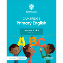 Cambridge Primary English Learner's Book 1 with Digital Access (1 Year) - ISBN 9781108749879