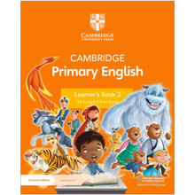 Cambridge Primary English Learner's Book 2 with Digital Access (1 Year) - ISBN 9781108789882