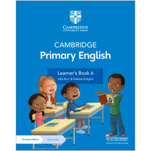 Cambridge Primary English Learner's Book 6 with Digital Access (1 Year) - ISBN 9781108746274