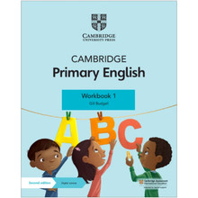 Cambridge Primary English Workbook 1 with Digital Access (1 Year) - ISBN 9781108742719