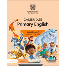 Cambridge Primary English Workbook 2 with Digital Access (1 Year) - ISBN 9781108789943