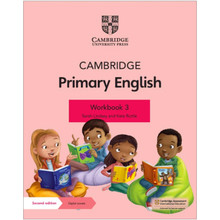 Cambridge Primary English Workbook 3 with Digital Access (1 Year) - ISBN 9781108819558