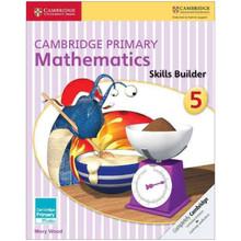 Cambridge Primary Mathematics Skills Builders 5 - ISBN 9781316509173