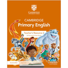 Cambridge Primary English Teacher's Resource 2 with Digital Access - ISBN 9781108805469