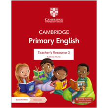 Cambridge Primary English Teacher's Resource 3 with Digital Access - ISBN 9781108876100