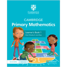 Cambridge Primary Mathematics Learner's Book 1 with Digital Access (1 Year) - ISBN 9781108746410