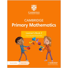 Cambridge Primary Mathematics Learner's Book 2 with Digital Access (1 Year) - ISBN 9781108746441