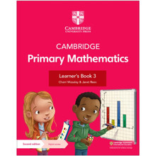 Cambridge Primary Mathematics Learner's Book 3 with Digital Access (1 Year) - ISBN 9781108746489