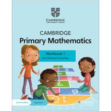 Cambridge Primary Mathematics Workbook 1 with Digital Access (1 Year) - ISBN 9781108746434