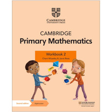 Cambridge Primary Mathematics Workbook 2 with Digital Access (1 Year) - ISBN 9781108746465