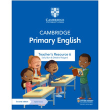 Cambridge Primary English Teacher's Resource 6 with Digital Access - ISBN 9781108771214