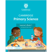 Cambridge Primary Science Learner's Book 1 with Digital Access (1 Year) - ISBN 9781108742726