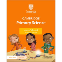 Cambridge Primary Science Learner's Book 2 with Digital Access (1 Year) - ISBN 9781108742740