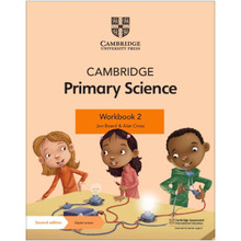 Cambridge Primary Science Workbook 2 with Digital Access (1 Year) - ISBN 9781108742757