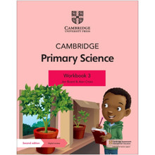 Cambridge Primary Science Workbook 3 with Digital Access (1 Year) - ISBN 9781108742771