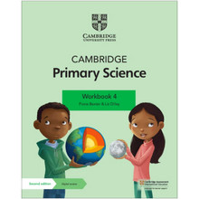 Cambridge Primary Science Workbook 4 with Digital Access (1 Year) - ISBN 9781108742948