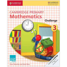 Cambridge Primary Mathematics Challenge 3 - ISBN 9781316509227